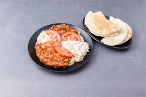 Mixed Mediterranean Platter - delivery menu
