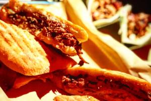 Brisket Panini - delivery menu