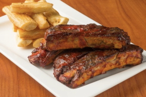 St. Louis Ribs - delivery menu