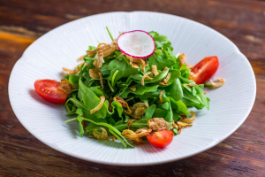 Baby Arugula Salad - delivery menu