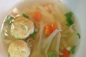 Matzo Ball Soup - delivery menu