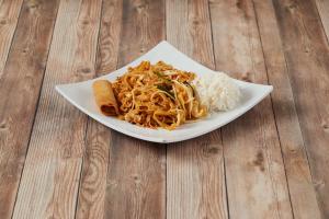 SN3. Drunken Noodle - delivery menu