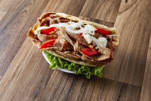 Gyros Sandwich - delivery menu