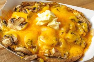 Mushroom Cheese Potato - delivery menu