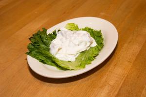 1/4 lb. Herring in Cream Sauce - delivery menu
