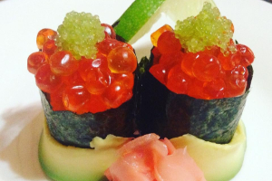 Salmon Roe (Ikura) - delivery menu