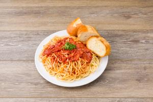 Spaghetti with Tomato Sauce - delivery menu