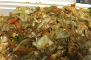 120. Moo Shu Chicken - delivery menu