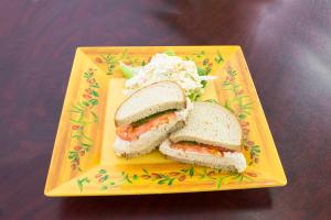 Tuna Melt Panini - delivery menu