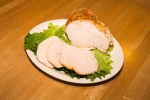 1 lb. Fresh Roasted Turkey - delivery menu