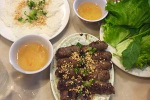 BH2. Banh Hoi Bo Lui - delivery menu