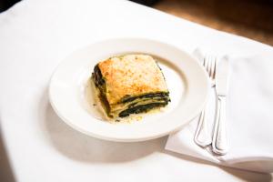 Lasagna di Spinaci - delivery menu