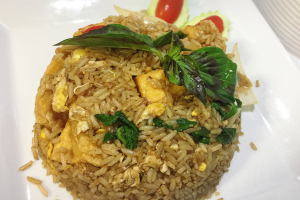33. Basil Fried Rice - delivery menu
