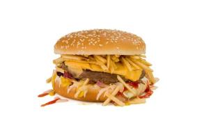7. Cuban Burger - delivery menu