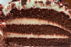 Red Velvet Cake - delivery menu