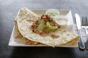 Chorizo Quesadilla - delivery menu
