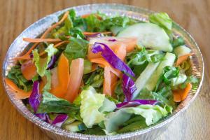 11. Fresh Green Salad - delivery menu