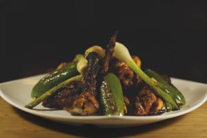 Pollo Asado Los Arcos - delivery menu