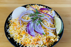 Bezawada chicken Dum Biryani - delivery menu