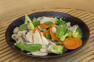 9. Moo Goo Gai Pan - delivery menu