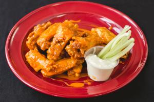 #2. Ten Wings Lunch - delivery menu