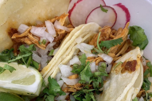 6. Chicken Tinga Taco - delivery menu