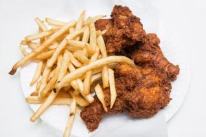 75. 6 Chicken Wings - delivery menu