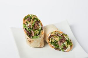 Bonchon Wrap - delivery menu