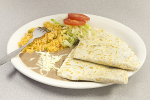 Plato de Quesadilla  - delivery menu