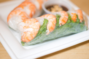 Summer Rolls - delivery menu