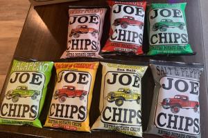 Potato Chips - delivery menu