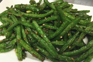 Dry Sauteed Green Beans Dinner - delivery menu
