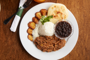 Pabellon Criollo - delivery menu