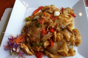 Pad Kee Mao Drunken Noodle - delivery menu