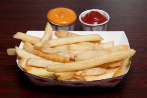 Vegan French Fries - delivery menu