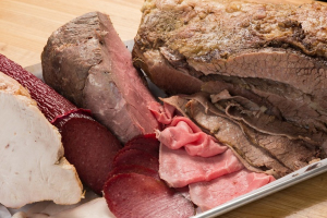 1/4 lb. Slow Cooked Roast Beef - delivery menu