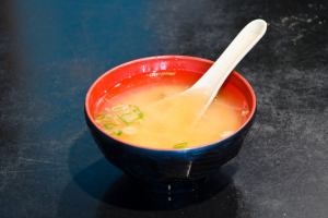 Miso Soup - delivery menu