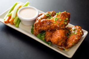 Jumbo Chicken Wings - delivery menu