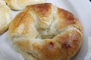 Croissants - delivery menu