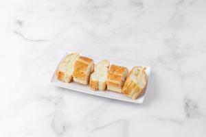 3. Garlic Bread with Cheese - delivery menu