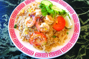 36. Fried Rice - delivery menu
