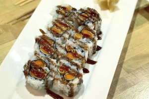 Sweet Potato Tempura Roll - delivery menu