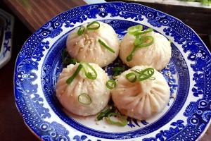 7. Wei's Fried Pork Buns - delivery menu