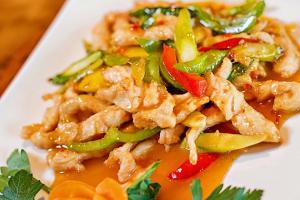 301. Mango Chicken - delivery menu