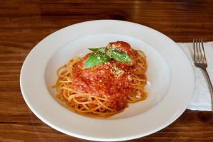 Spaghetti Meatballs - delivery menu