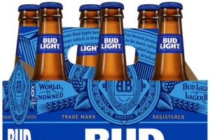 Bud Light (6 Pack) ( Must be 21 to purchase.) - delivery menu