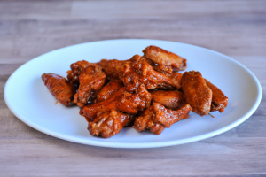 1/2 lb. Boneless Wings Combo - delivery menu