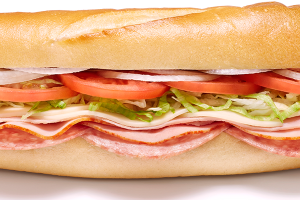 Regular Hoagie - delivery menu
