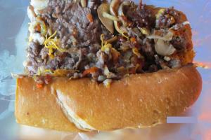 Cheese Steak Sandwich - delivery menu
