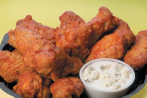 6 Piece Wings - delivery menu